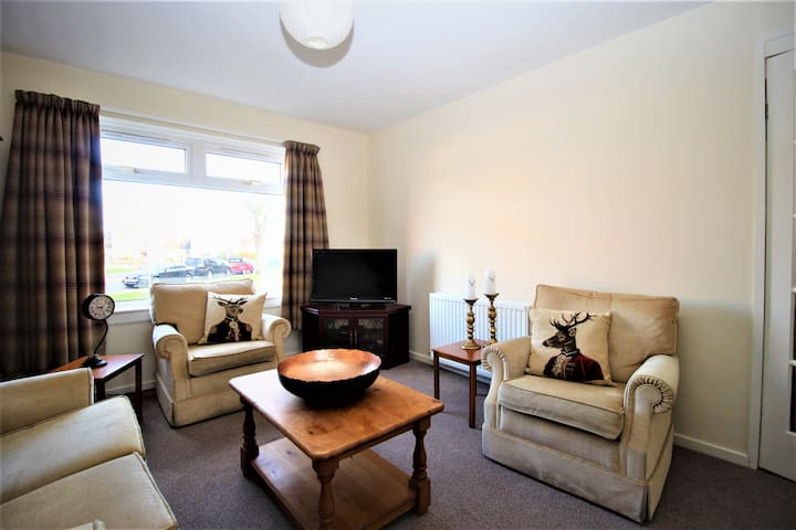 St Andrews golf and holiday home