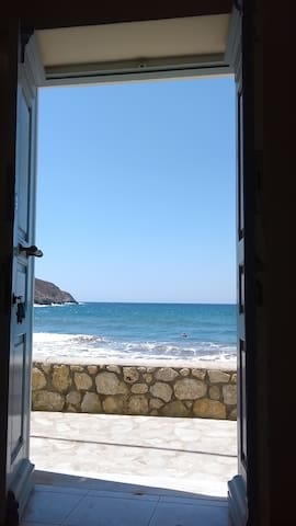 Kalymnos: A house on the sand - Kalimnos - Ev