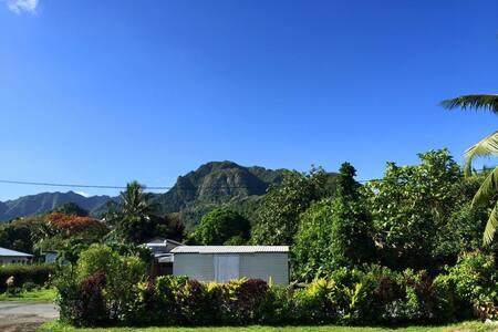 Mene's Cabin - Downtown Avarua - Avarua District