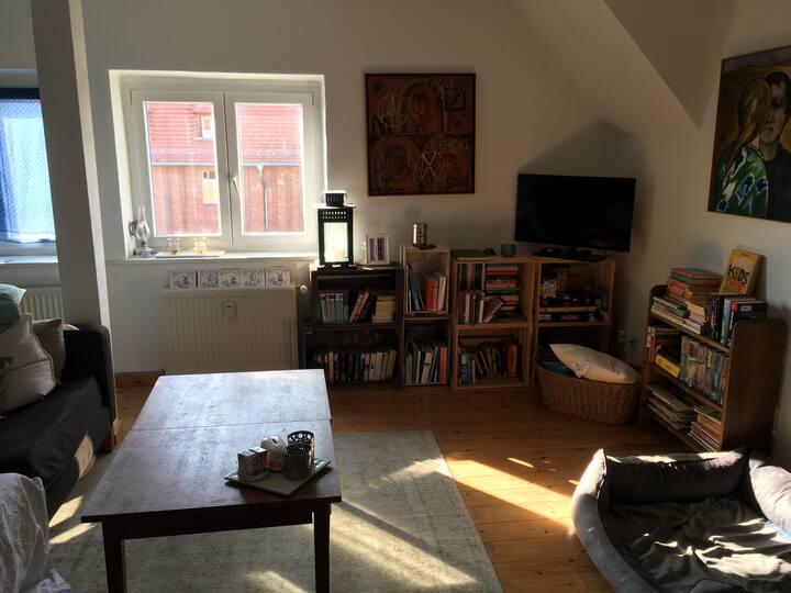 Geräumige 2-Raum-Wohnung in Babelsberg