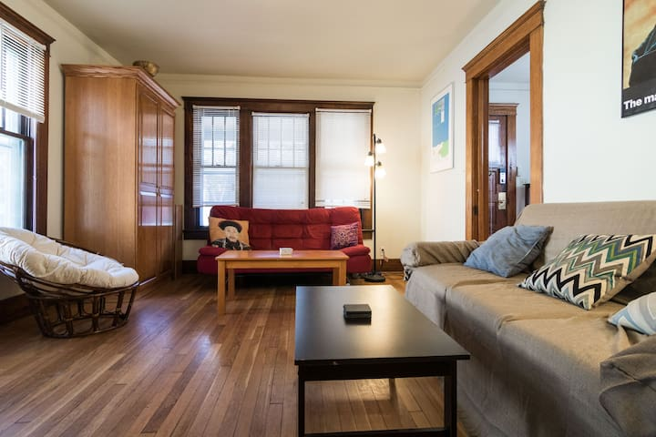 Charming house, great for big groups - Ann Arbor - Lakás