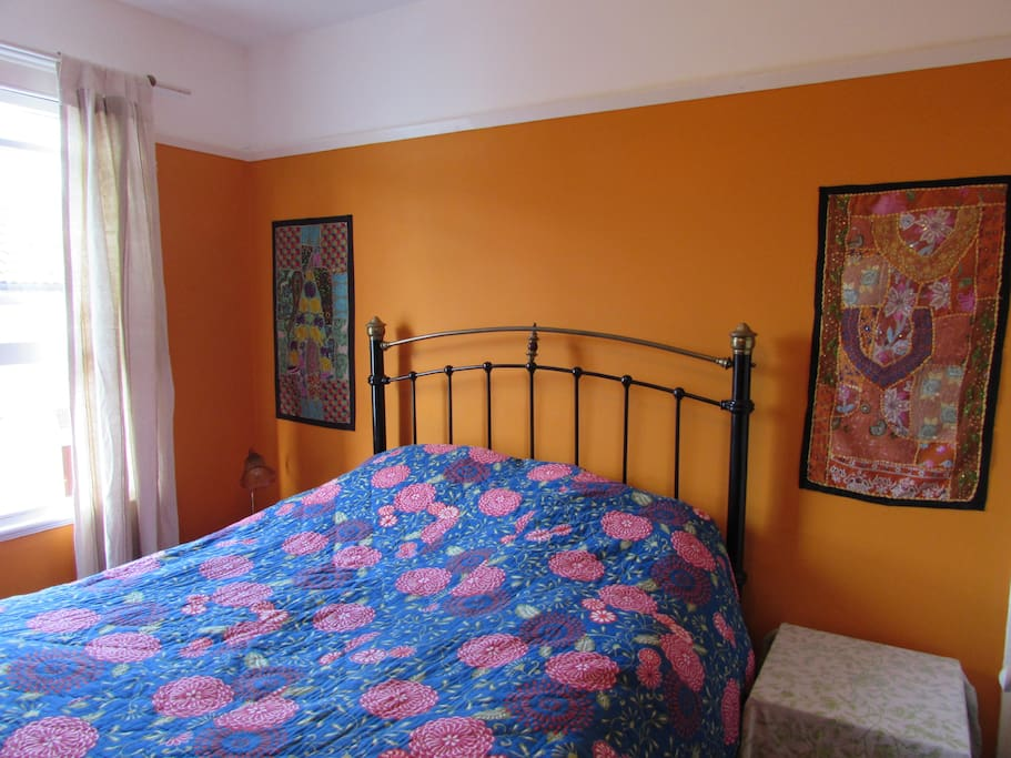 Another view of the guest room
