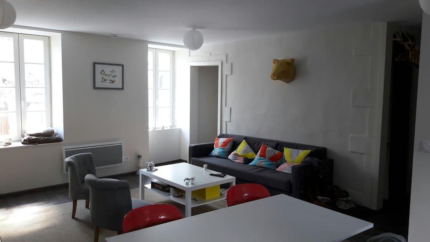Bel appartement - DRÔME PROVENÇALE - Saint-Paul-Trois-Châteaux - Huoneisto