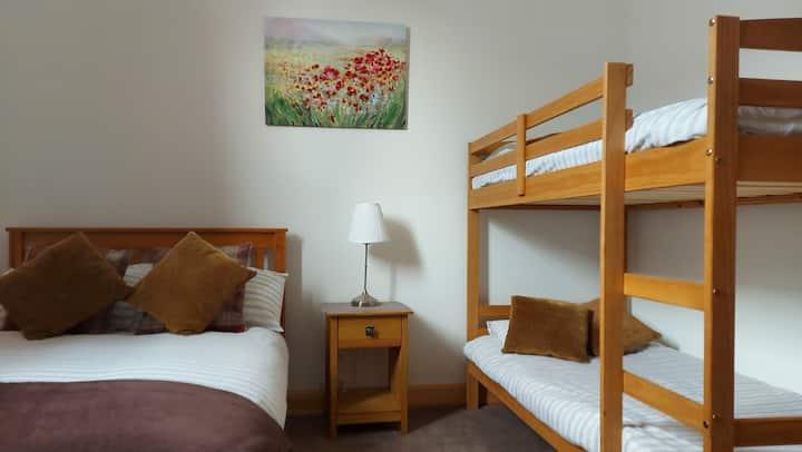 Double room - spacious en-suite