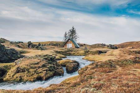 Fossar Cabin - Kirkjubæjarklaustur - Zomerhuis/Cottage