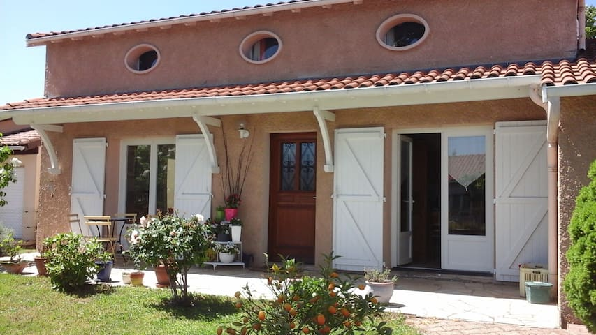 maison individuelle avec piscine - Montech - Σπίτι