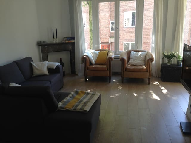 Beautiful and bright apartment in trendy Pijp area - Amsterdam - Apartment