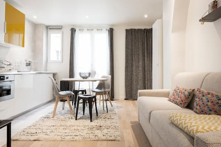 Newly renovated apartment in Paris central - París - Pis