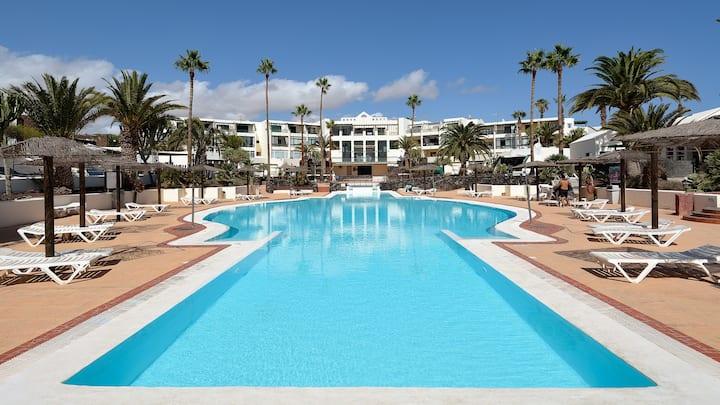 Loft Rock Complex Costa Teguise Share Pool wifi 8