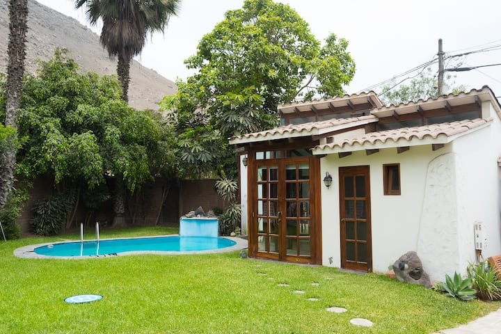 Casa Italo, Minidepa Mar, Calma y Armonía