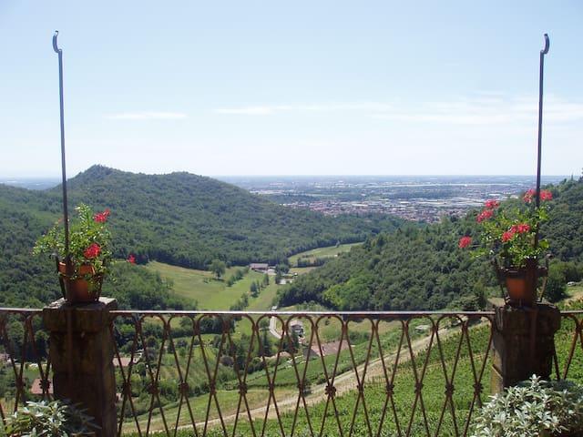 Relax in tenuta Frizzoni - Torre De' Roveri - Casa de camp
