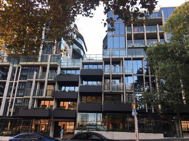 Cosy and new, close to CBD - West Melbourne - Appartamento