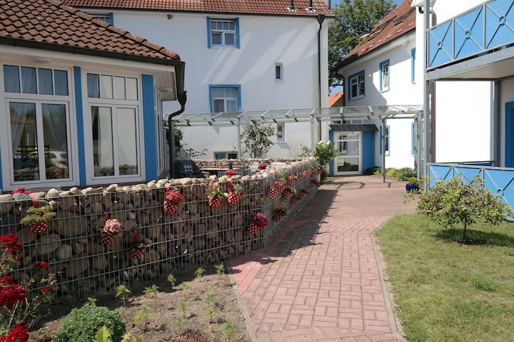 Charming Villa in Nienhagen with Garden