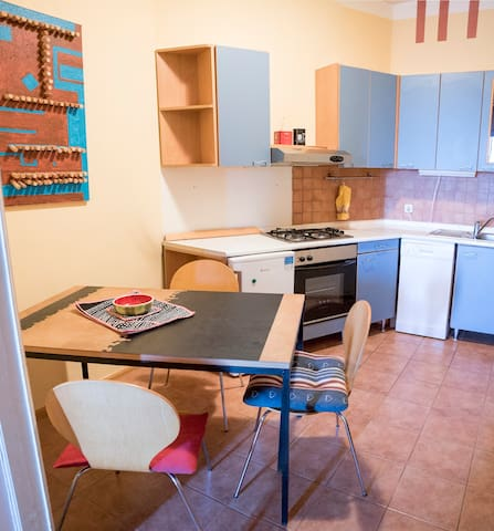 Best location apartment in the city centre