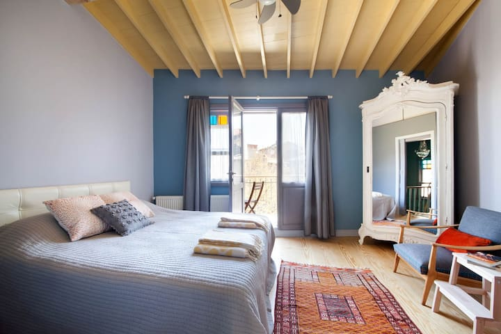 Two bedroom house featured in Interior Magazine