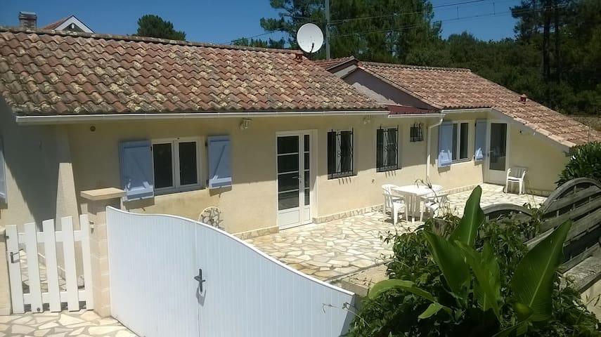 Maison de plain-pied à Soulac-sur-mer