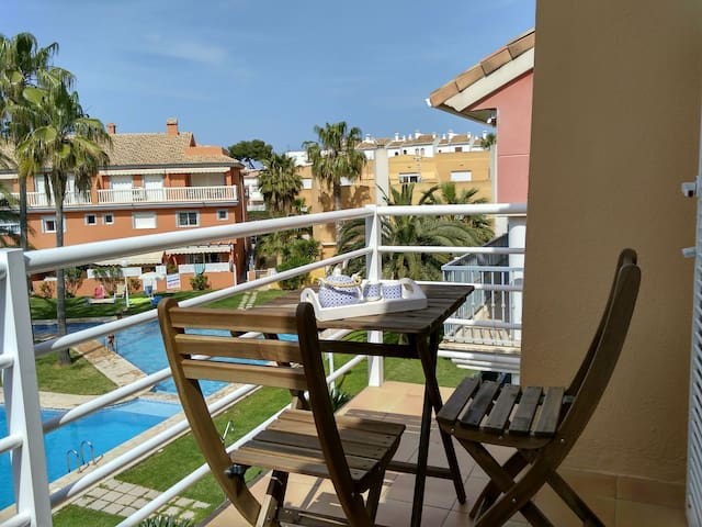 Charming Place!!! - Xàbia - Appartement