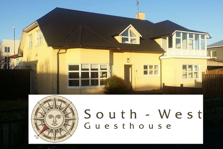 South-West Guesthouse,  in the heart of Keflavik#1 - Keflavík - Guesthouse