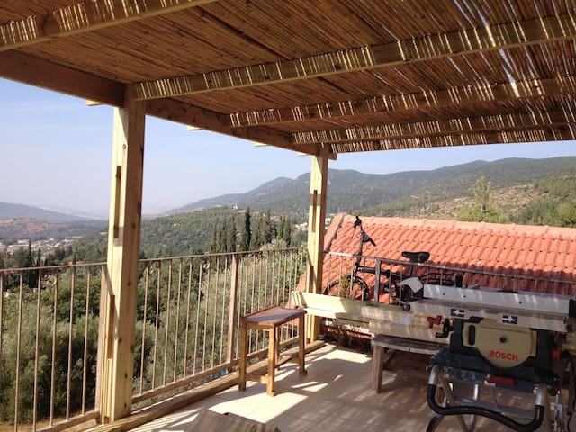 Amirim view