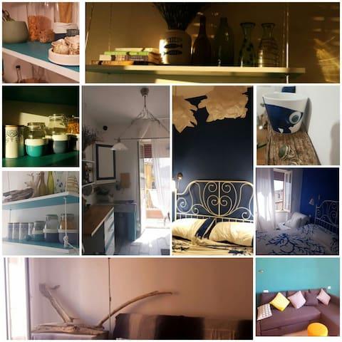 Seaview flat - Porto Santo Stefano - Apartamento