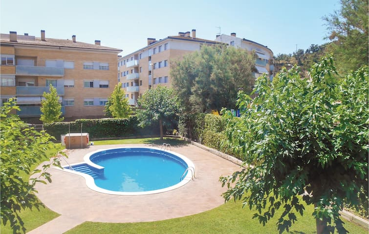 Holiday apartment with 3 bedrooms on 71m² in Tossa de Mar