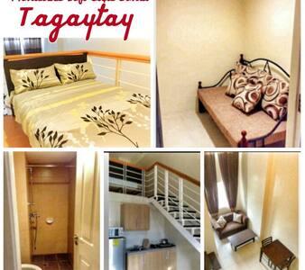 Silang Cavite near TAGAYTAY condo! - Tagaytay - Loft