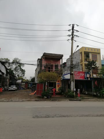 House for sale in Ton That Thuyet coi