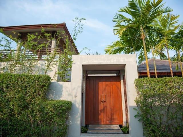 华欣阿卡水疗度假村一卧室豪华泳池别墅