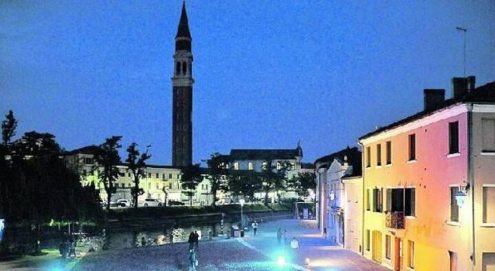 Appartamento unico in Riviera del Brenta