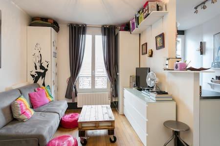 Charmant Studio - Apartment