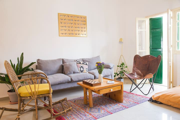 Beautiful radiant apartment in the heart of Beirut