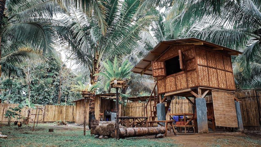 The Private Camp: Daraitan (Camp N) 5 pax package