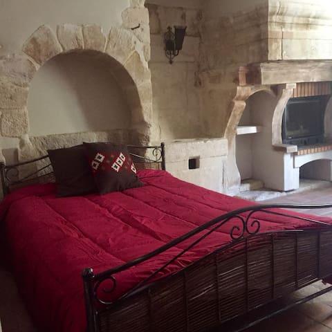 Maison de charme villageoise - Saint-Hilaire-d'Ozilhan - Hus