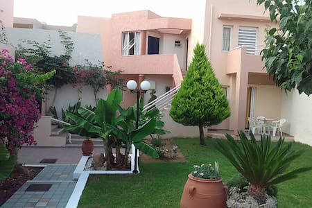 Cozy Apartment Near the Beach Apt#1 - Rethymno - Apartamento