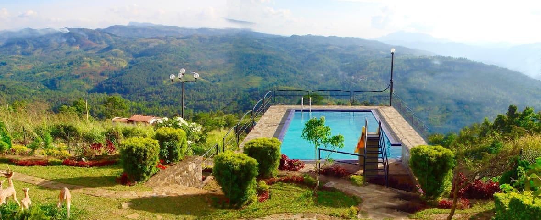 Kandy Villa Club Lespri Private Pool