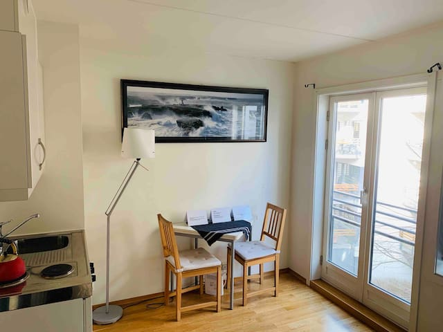 Studio&WIFI 8mins walk Nationaltheatret station