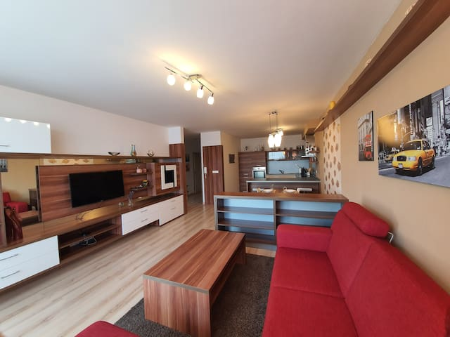 ALL IN: Spacious Apartment close to... everything