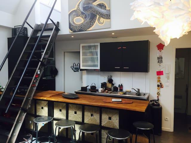 STUDIO . LAMBERSART / LILLE - Lambersart - Apartamento