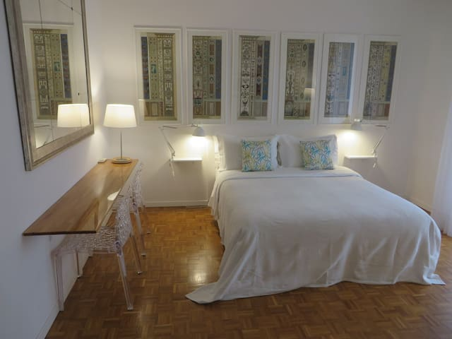 Teatro Puccini New Apartment & private parking