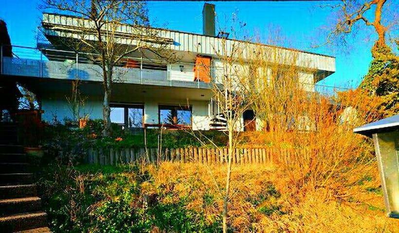 'Tor zum Schwarzwald' 110qm 4Zi/3SZ - Wildberg - Apartamento