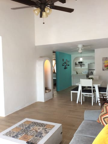Nice & cozy furnished apartment, very well located - Puerto Vallarta - Byt