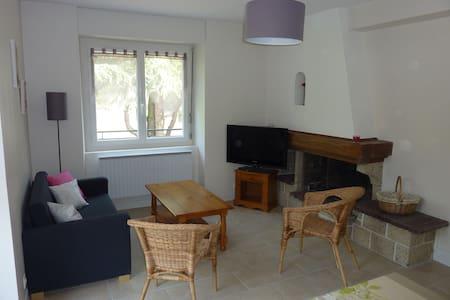 Appartement rénové avec balcon - Saint-Nectaire - Apartament