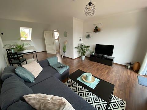 Moderne & naturnahe Wohnung in ruhiger Lage!