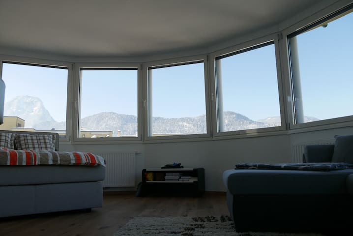 Living above the roofs in Kufstein ! Loft-Charme - Kufstein - Çatı Katı