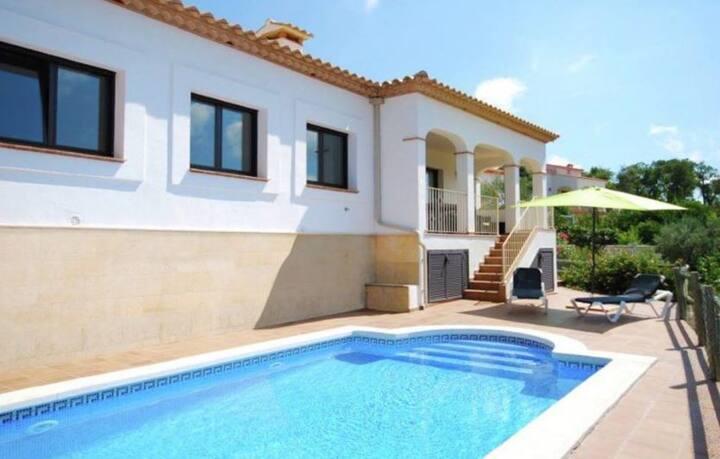 Te huur Villa Vista Bonita Calonge (max. 8 pers.)