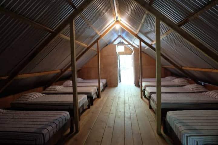 Share Dorm with share bathroom