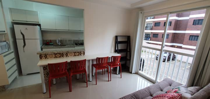 Pleasant apartment in prime area of Curitiba