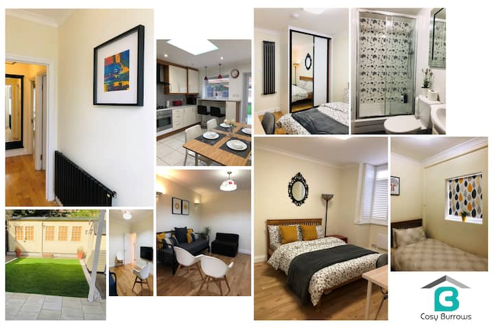 Furnished 2 bed Serviced Apartment London Heathrow