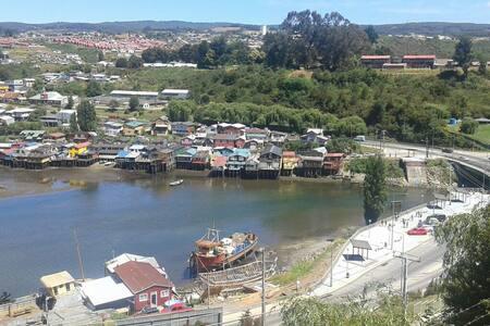 Departamento Palafito Castro Chiloe - Castro