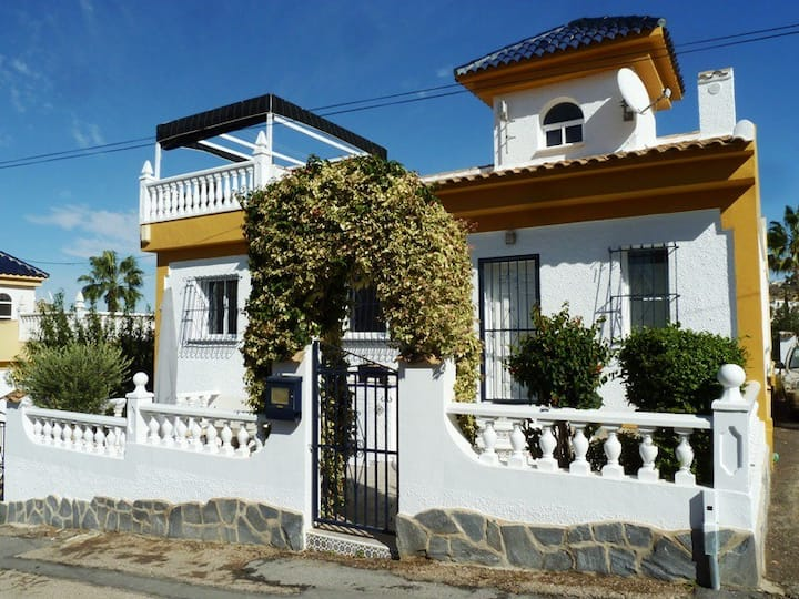 Beautiful Sunny Villa at La Marquesa Golf, Quesada